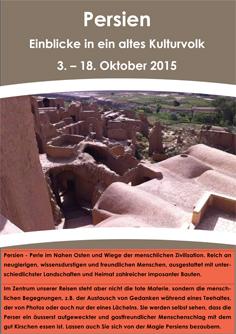 Titelblatt Höhenpunke von Persien 2015-2-2